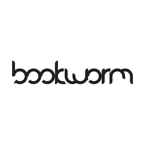 portfolio – logos – bookworm